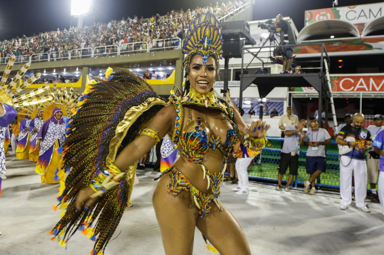 Most Outrageous Looks From Carnival In Brazil - Truth Be -7478