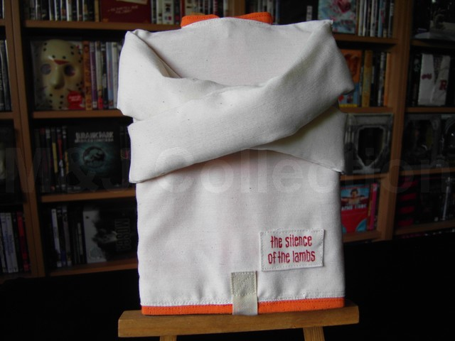 DVD packaging The Silence Of The Lambs - Straitjacket Edition