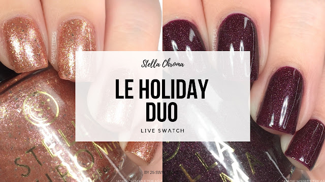 Stella Chroma LE Holiday Duo