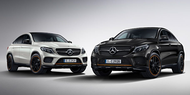 New OrangeArt Edition Mercedes-Benz GLE Coupes Coming Soon