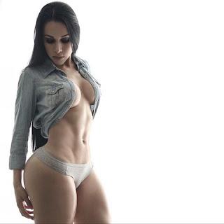 Yuliett Torres nude boobs