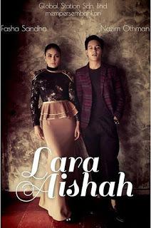 Lara Aishah Episod 64 - Gandingan Fasha Sandha Dan Nazim Othman