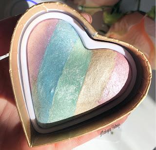 makeup revolution rainbow aydınlatıcı