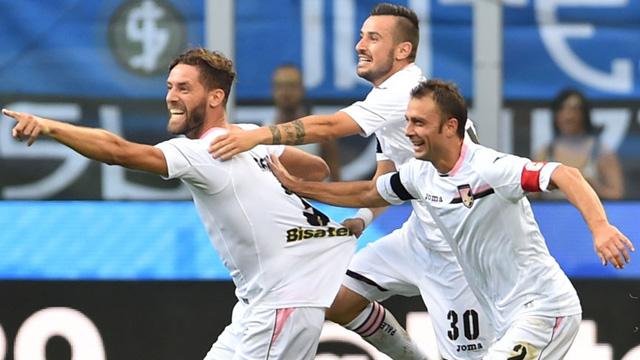 [Video] Cuplikan Gol Inter Milan 1-1 Palermo (Liga Italia)