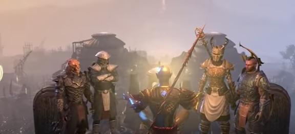 The Elder Scrolls Online presenta Vvardenfell en un nuevo vídeo