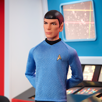 Spock de Star Trek en Barbie Collection