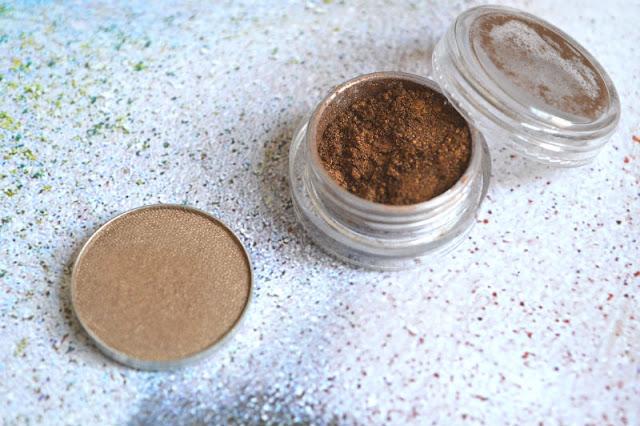 Makeup Geek Pretentious Fyrinnae Fire Opal Swatch