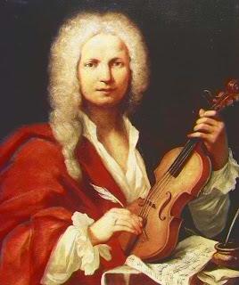 O Violinista Italiano Antonio Vivaldi