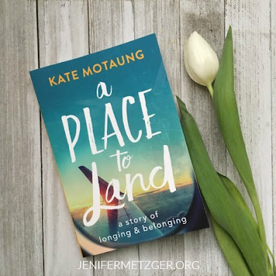 Kate Motaung, A Place to Land