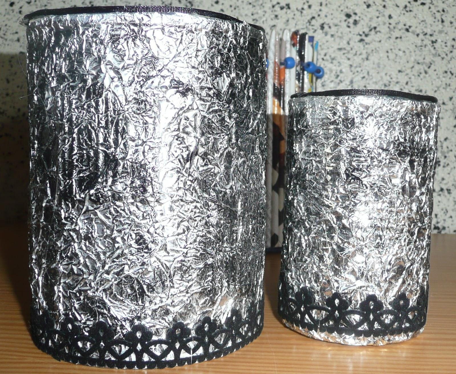 cauty bricole que faire avec les bo tes de conserve ou comment recycler les bo tes de conserve. Black Bedroom Furniture Sets. Home Design Ideas