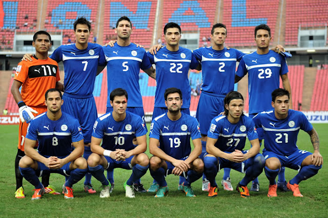 AZKALS ready to win for 2018 FIFA World Cup