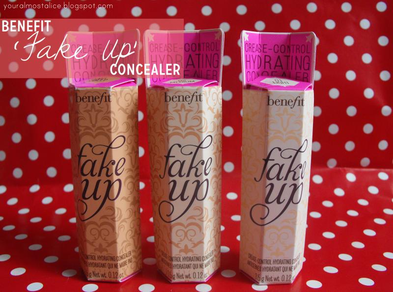 Benefit 'Fake Up' Concealer