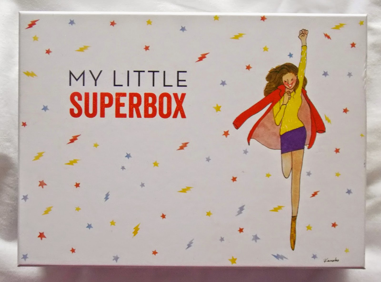 My Little Superbox- March 2015