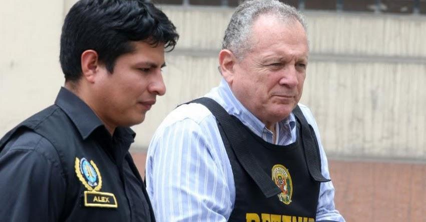 Poder Judicial dicta 36 meses de prisión preventiva contra Vicente Silva Checa, acusado de asesorar en la sombra a Keiko Fujimori
