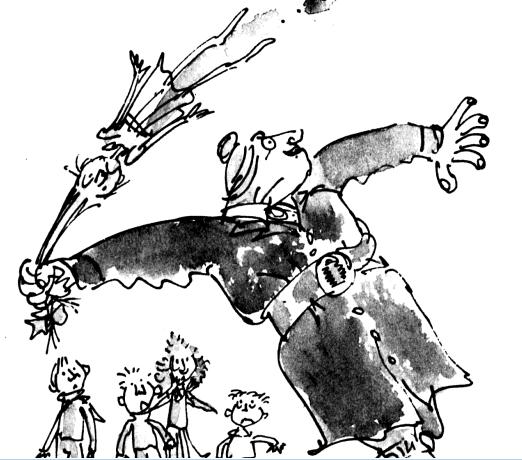 201 VRJ: The Hero in Childrens Books- Quentin Blake