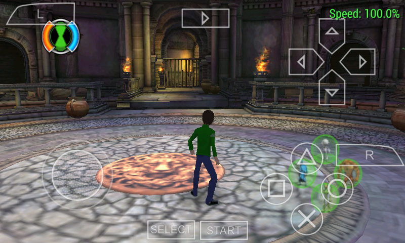 ben 10 ultimate 3d game free