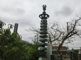 伊豆法難供養塔
