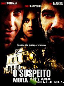 Capa do Filme O Suspeito Mora Ao Lado