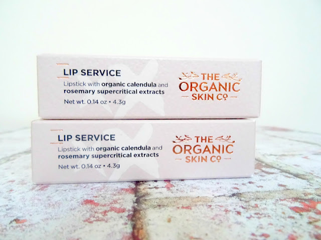The Organic Skincare Co. Lipsticks
