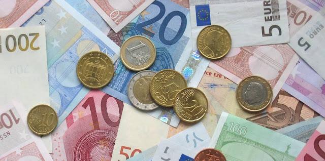 Euros y dinero