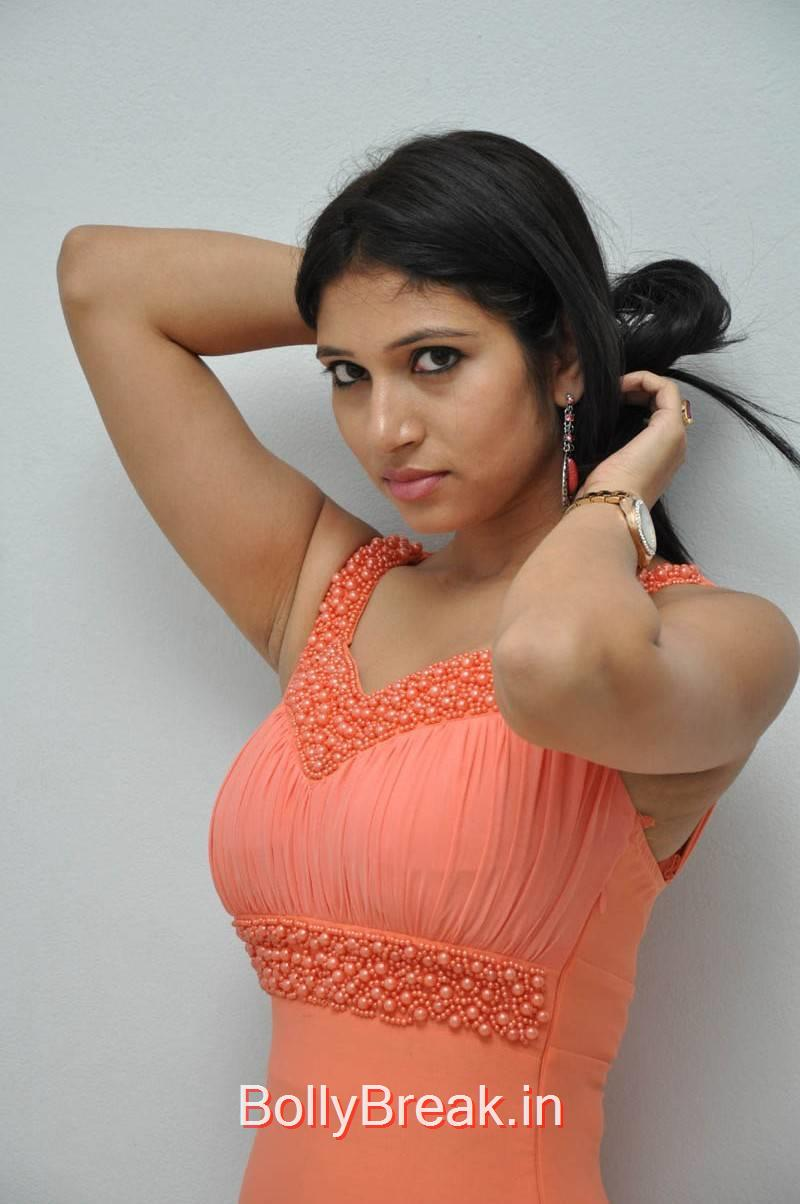 Vanditha Pics, Actress Vanditha Hot HD Images from Geethopadesam Audio Launch