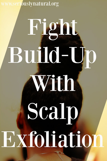 Fight Build-Up With Scalp Exfoliation