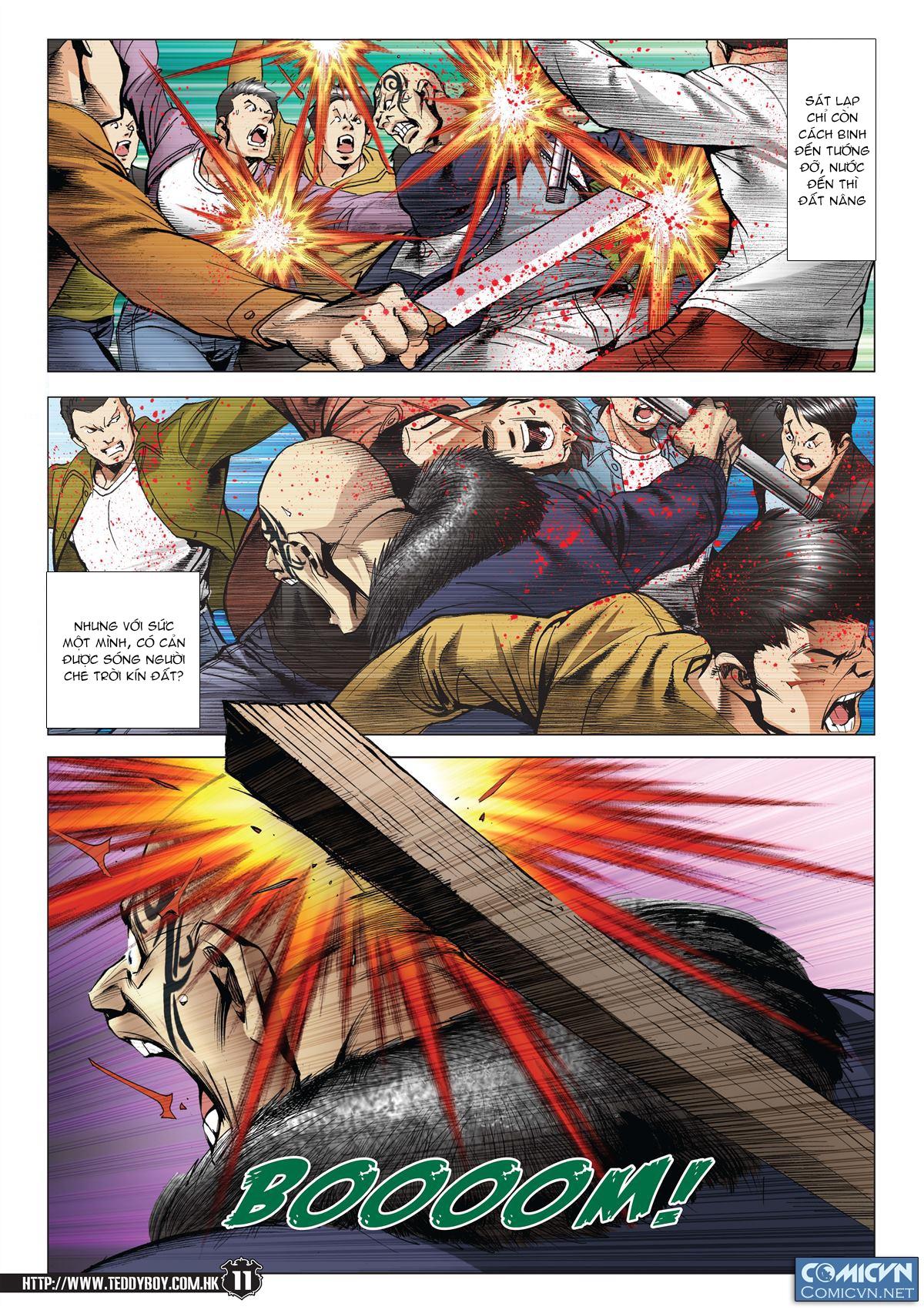 Người Trong Giang Hồ chap 2110 - Trang 10