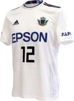 松本山雅FC 2018 ユニフォーム-FP-2nd