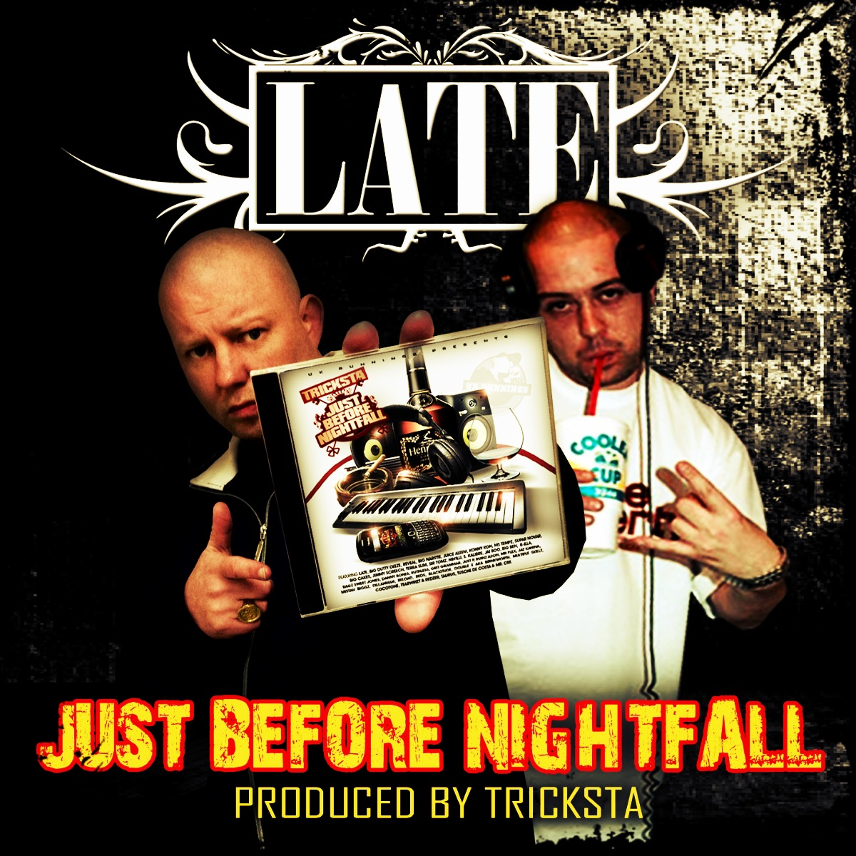 Straight Realism: LATE - JUST BEFORE NIGHTFALL (Produced by