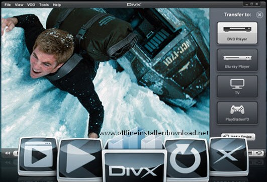 Divx web player offline installer download
