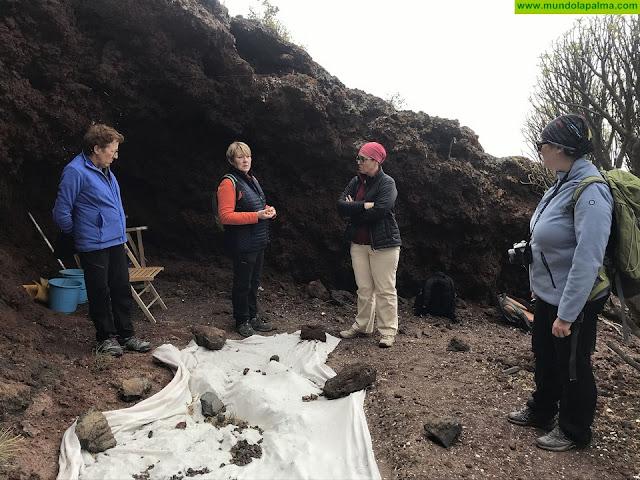 El Cabildo llevará a cabo estudios geológicos y arqueológicos sobre diferentes yacimientos de La Palma