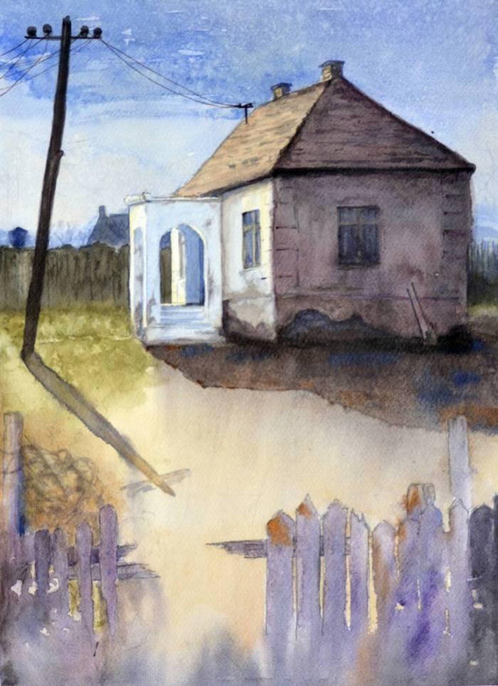 Сербский художник. Nenad Kojic