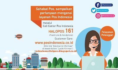 Call Center Pos Indonesia Terbaru 2018