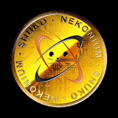 Nekoniumのフリー素材(金貨ver)