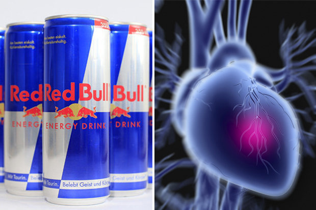 One man downed 24 cans of Red Bull one after another. - He Drank 24 Cans Of Red Bull… Hours Later This Starts Happening INSIDE His Body.