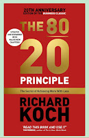 Cover image of The 80 /20 principle by Richard Koch