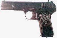 7,62-мм пистолет образца 1930 года ТТ Токарев