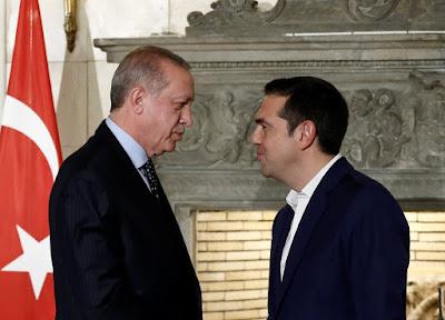 Η σκοπιμότητα της επίσκεψης Ερντογάν στο γεωπολιτικό παζάρι της ανατολικής Μεσογείου