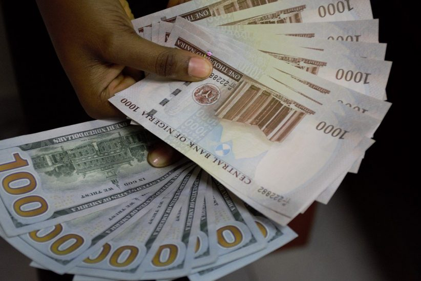 Just In Naira To Appreciate Stronger In Buharis Absence
