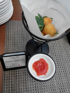 Potato Croquette ala Grand Zuri BSD City