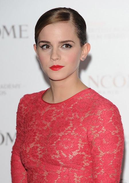 Emma Watson – Pre-Bafta Party in London