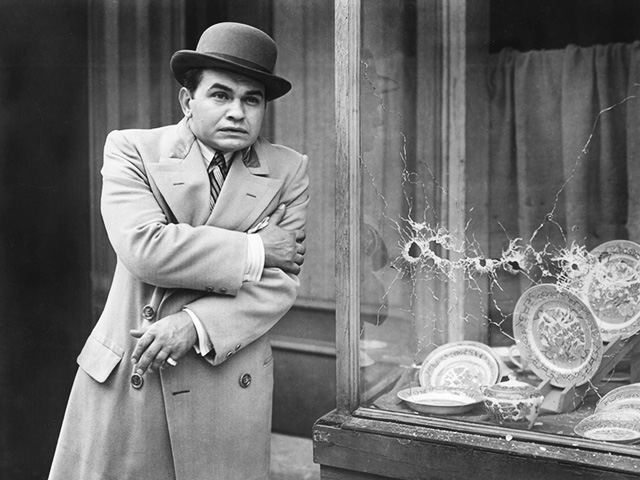 Edward G. Robinson in Little Caesar (1931)