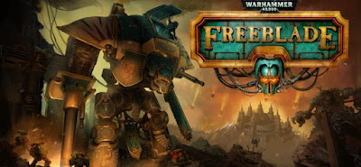 download Game Warhammer 40,000: Freeblade V1.6.1 Mod APK+DATA Android