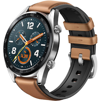 Huawei Watch GT Marrón