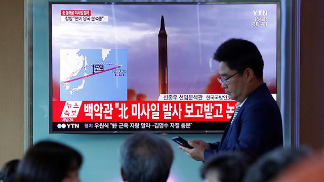 """Corea del Norte amenaza a Japón con """"nubes nucleares"""" por promover más sanciones"""