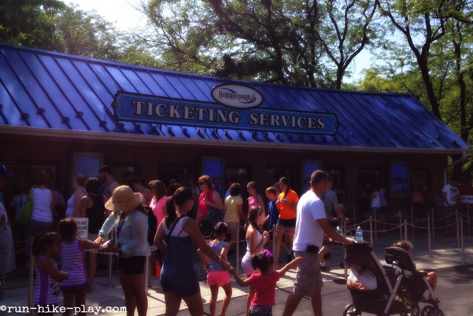 Hershey Park Ticketing
