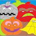Coloriage Magique Halloween Ce1