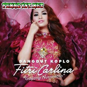 Fitri Carlina - Goyang Nusantara (Dangdut Koplo) 2014 Album cover