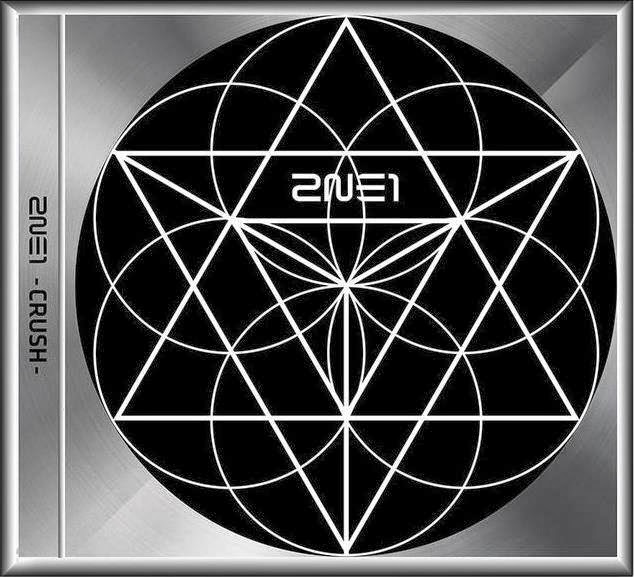 2NE1 – CRUSH (2014) Full Album