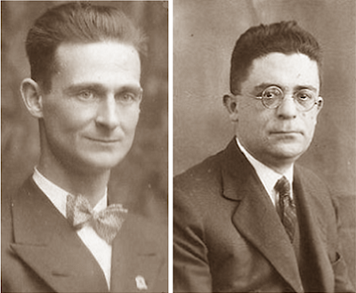 Carlos y José María Espinosa Santos
